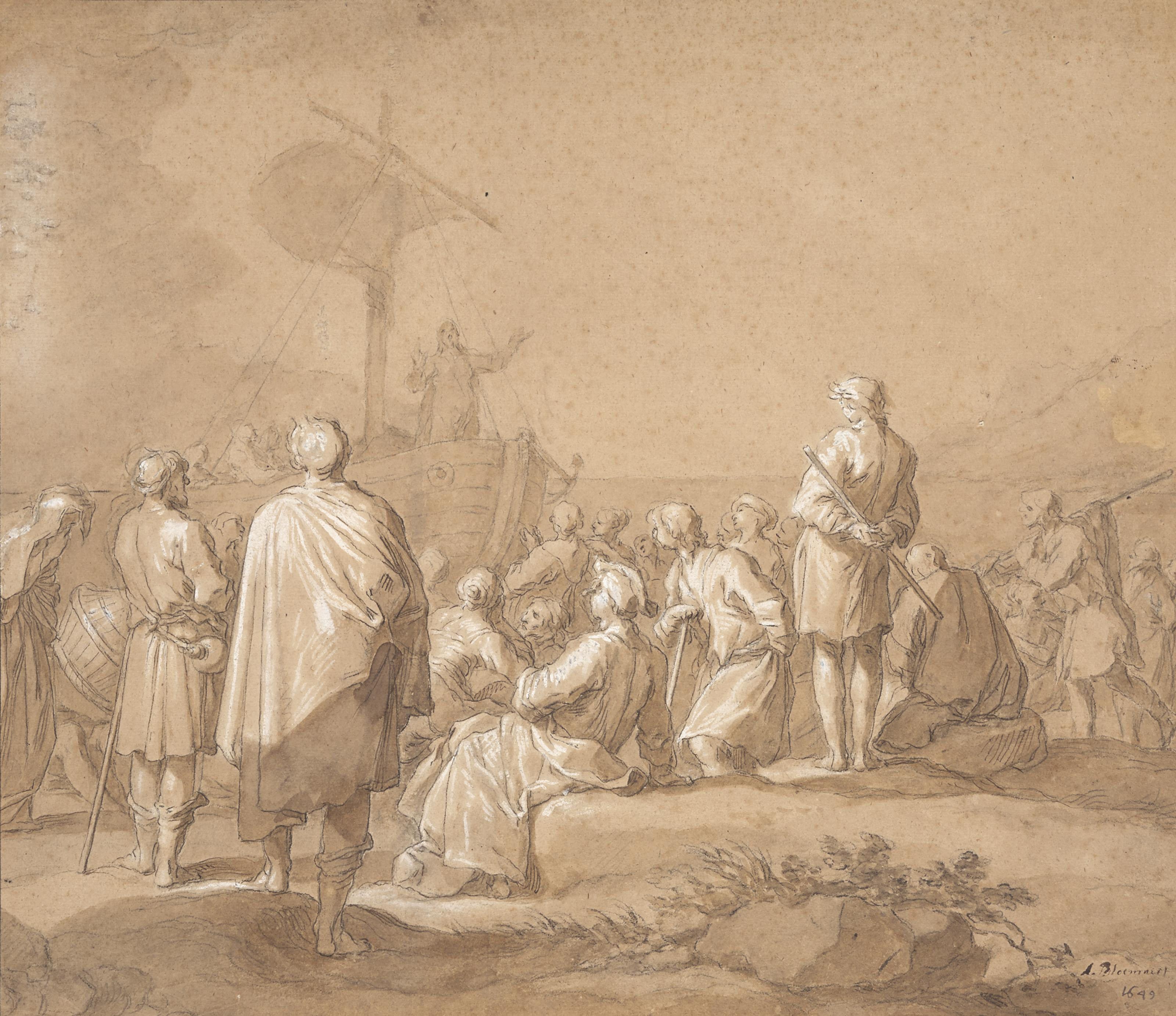 Abraham BLOEMAERT (Gorinchem 1