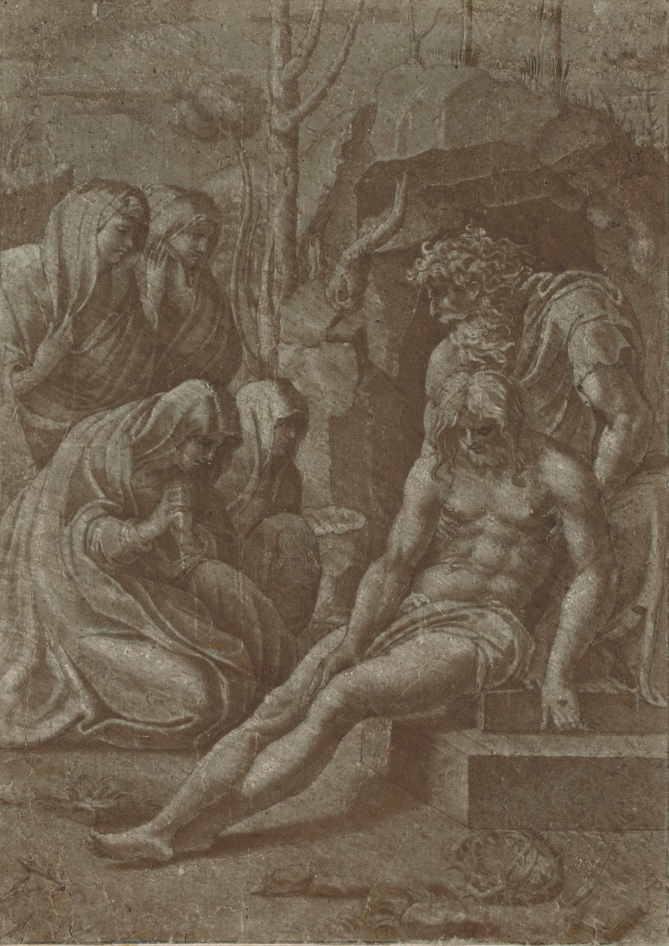 Le Christ au Saint Sépulcre
