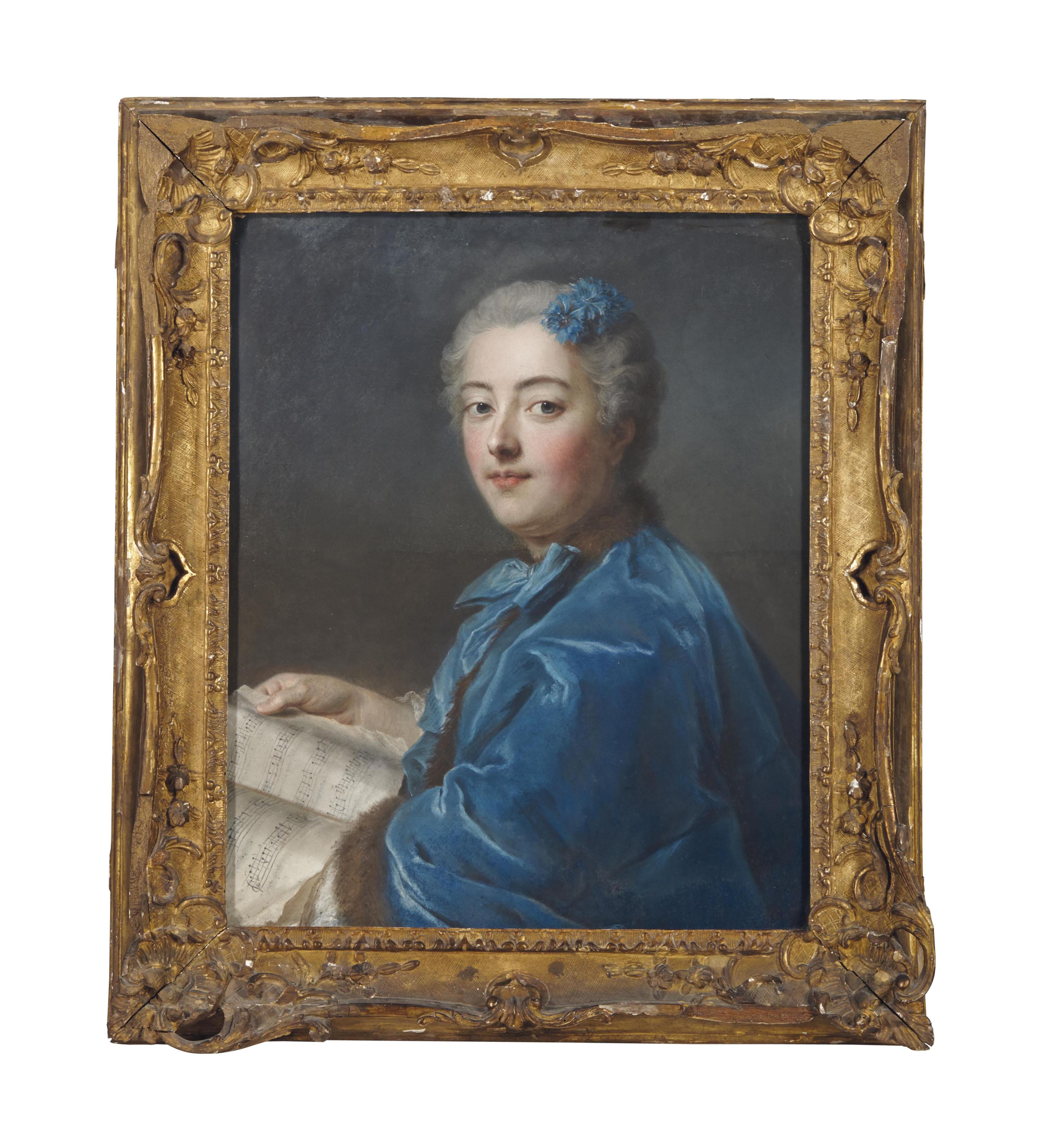 Portrait de la princesse de Rohan