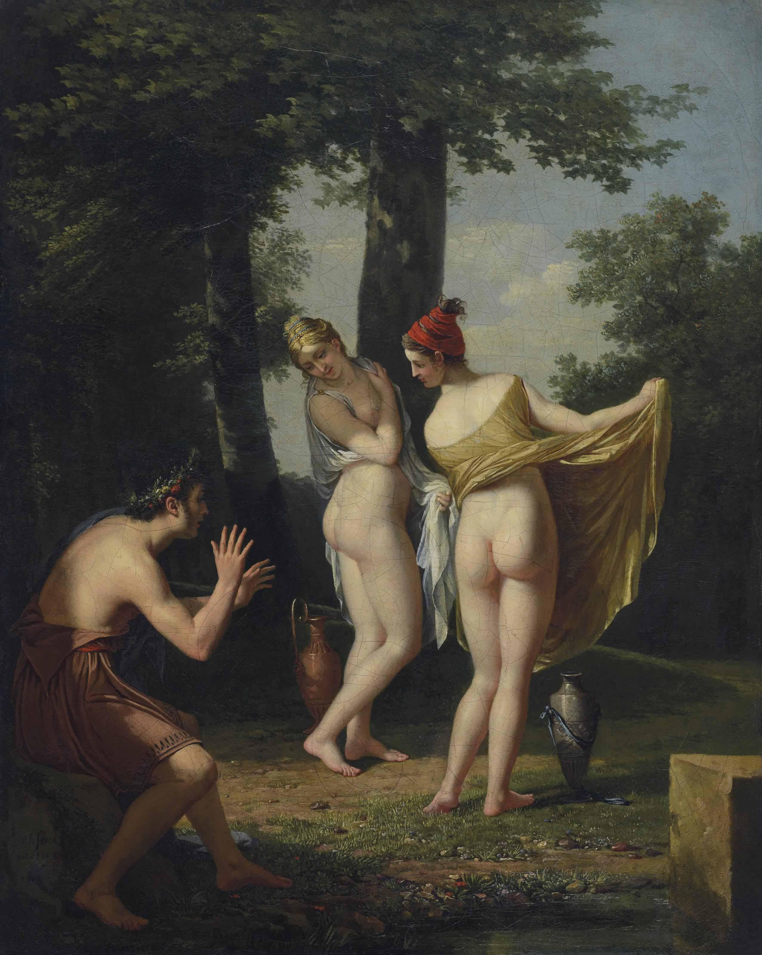 ROBERT-JACQUES-FRANCOIS LEFEVRE (BAYEUX 1755-1830 PARIS)