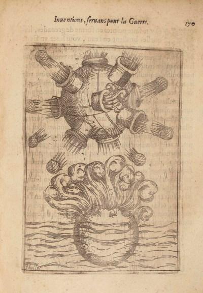 BOILLOT, Joseph (1546-1605). M