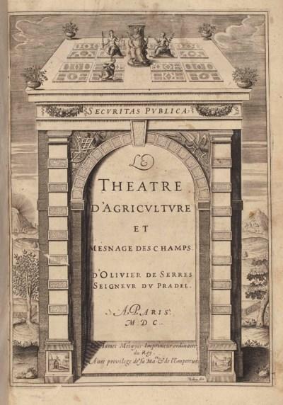 SERRES, Olivier de (1539-1619)