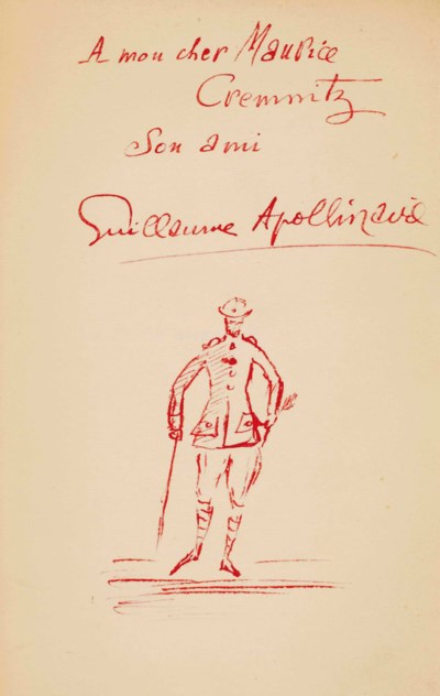APOLLINAIRE, Guillaume (1880-1