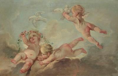 Suiveur de François Boucher