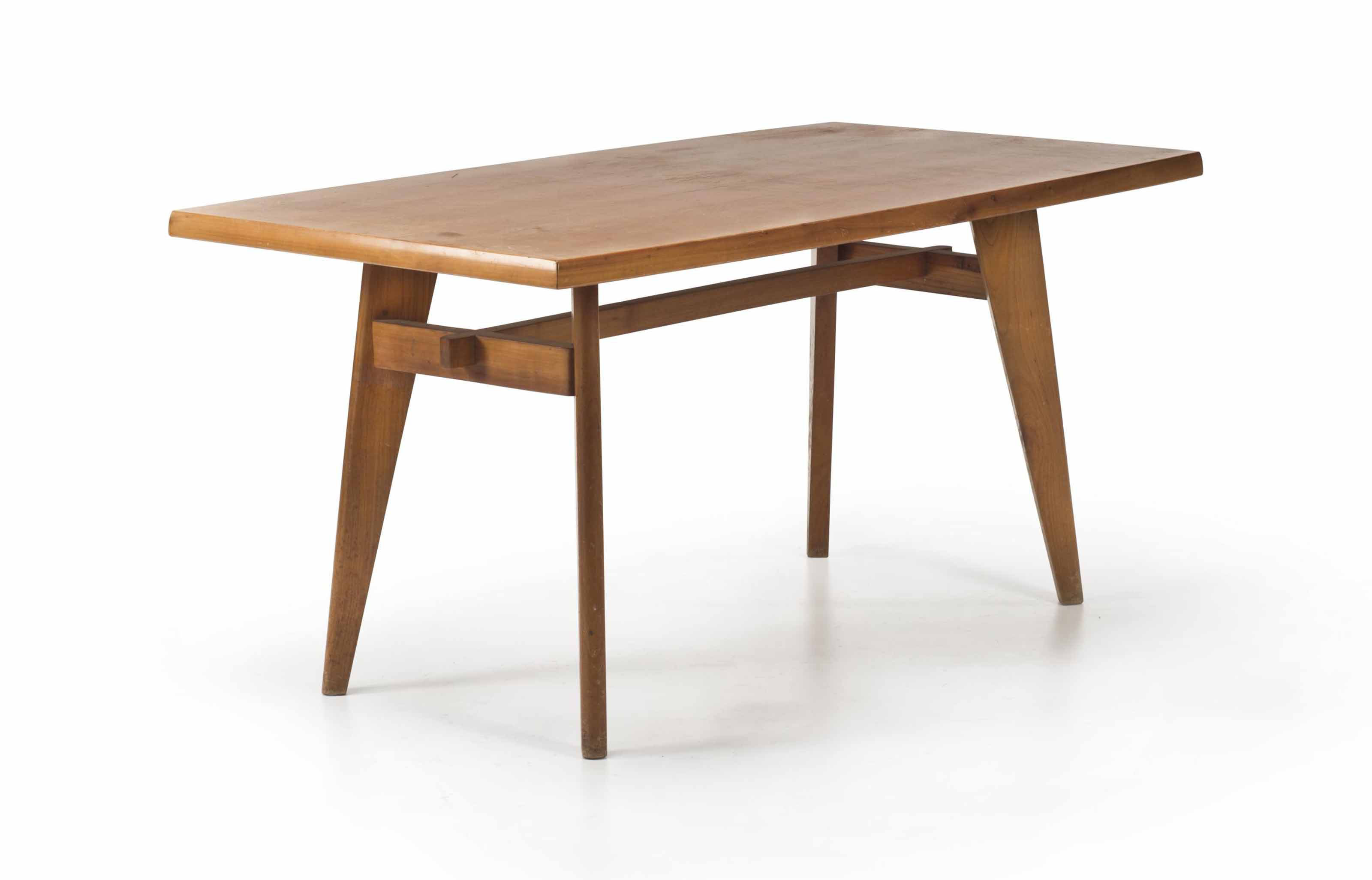 Charlotte perriand 1903 1999 et pierre jeanneret 1896 1967 table de salle manger - Salle de bain charlotte perriand ...