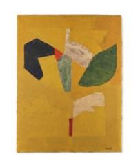Composition jaune VI