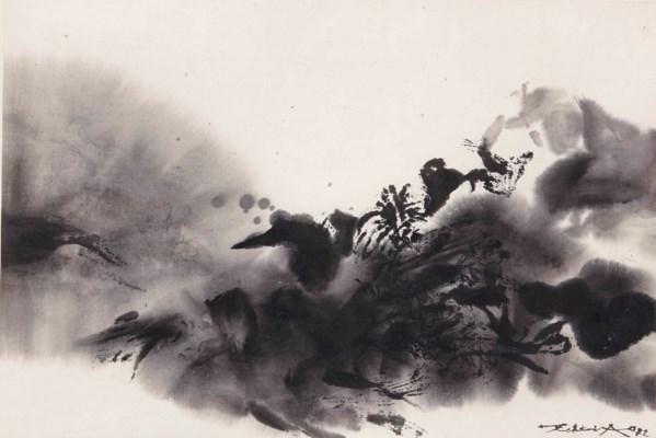 ZAO WOU-KI (1920-2013)