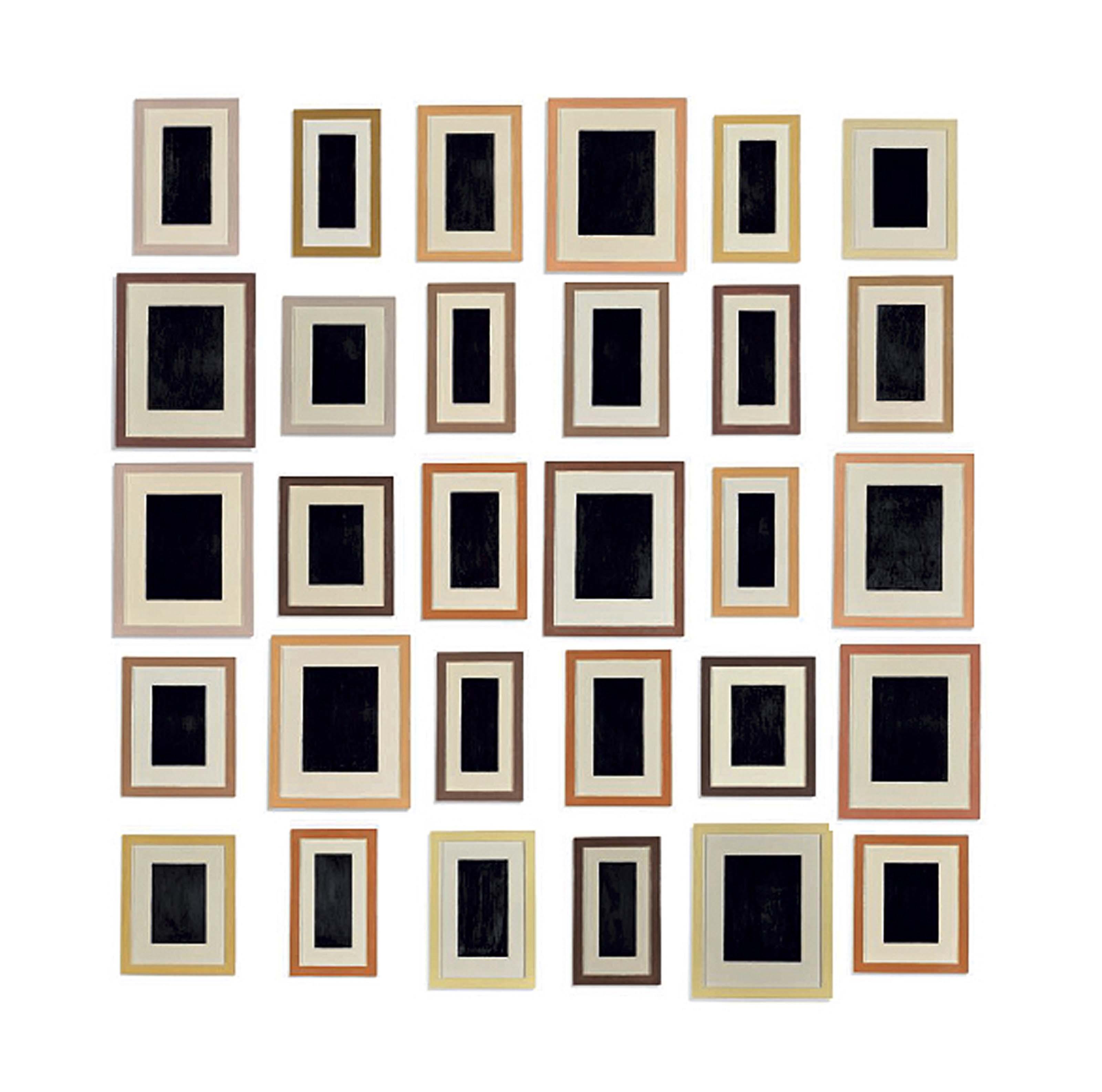 30 Plaster Surrogates 1990