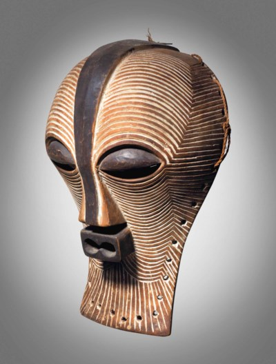 Masque Songyé, kifwébé Songyé