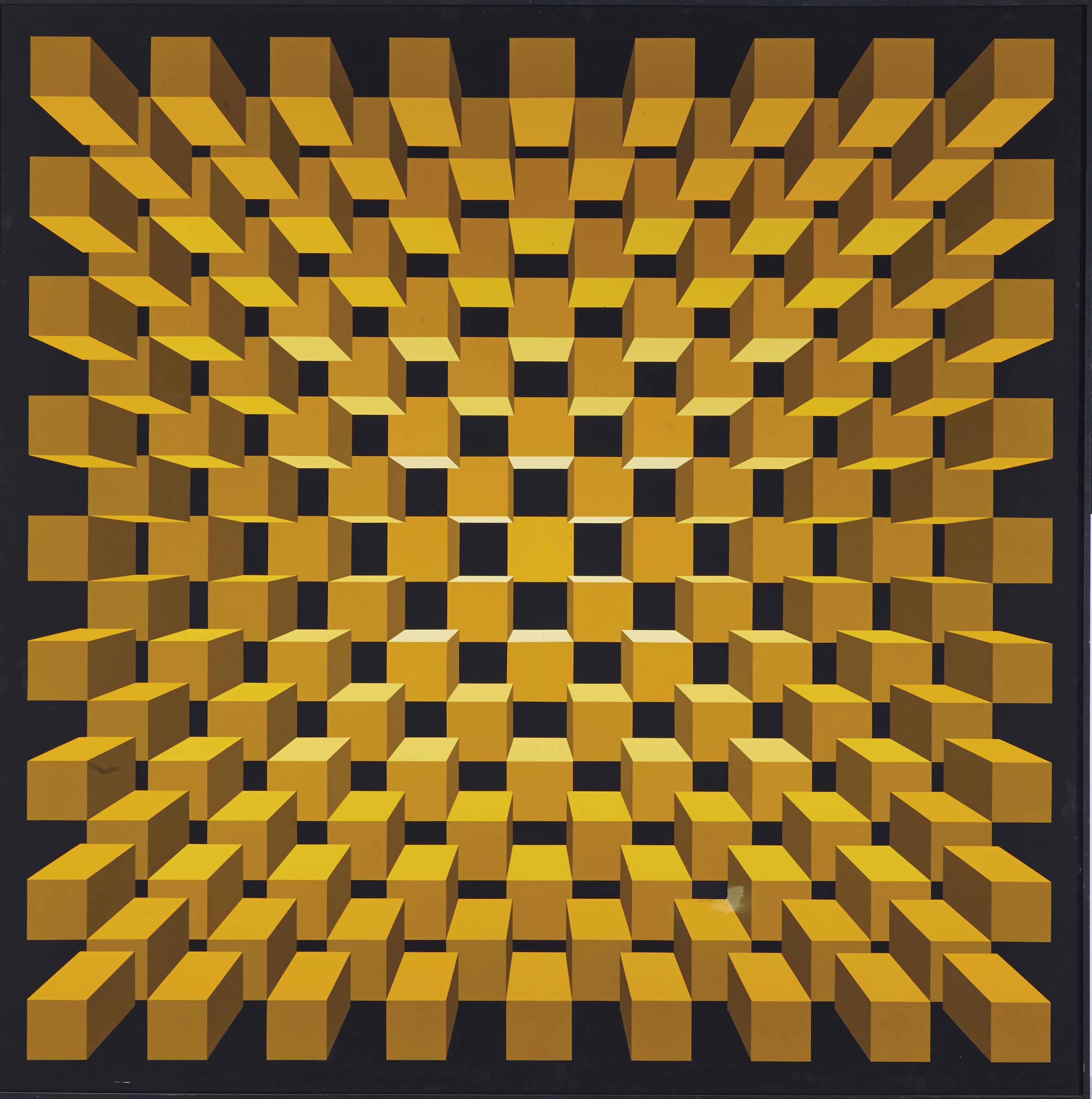 Structure cubique J