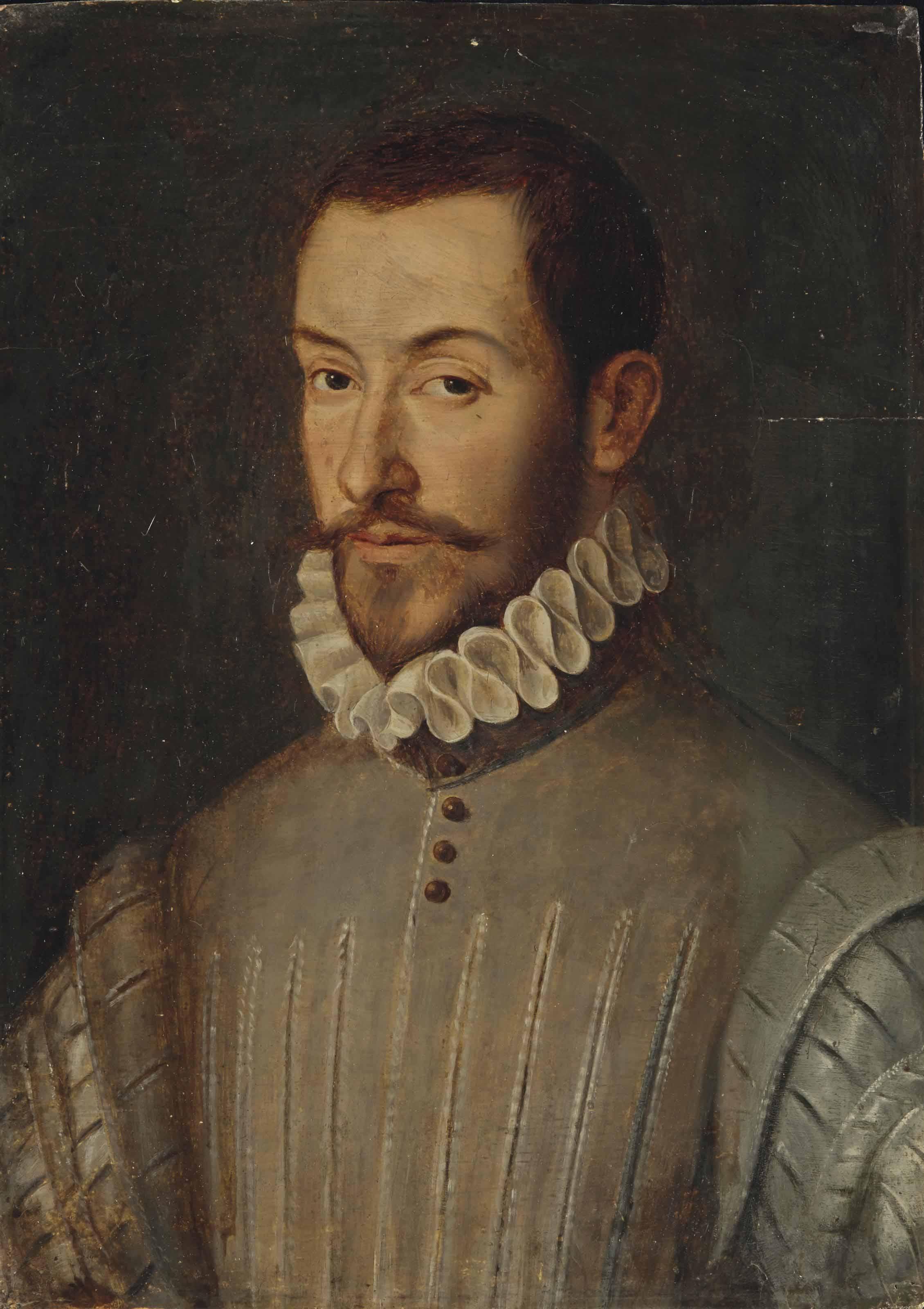 Portrait de Gaspard de Coligny