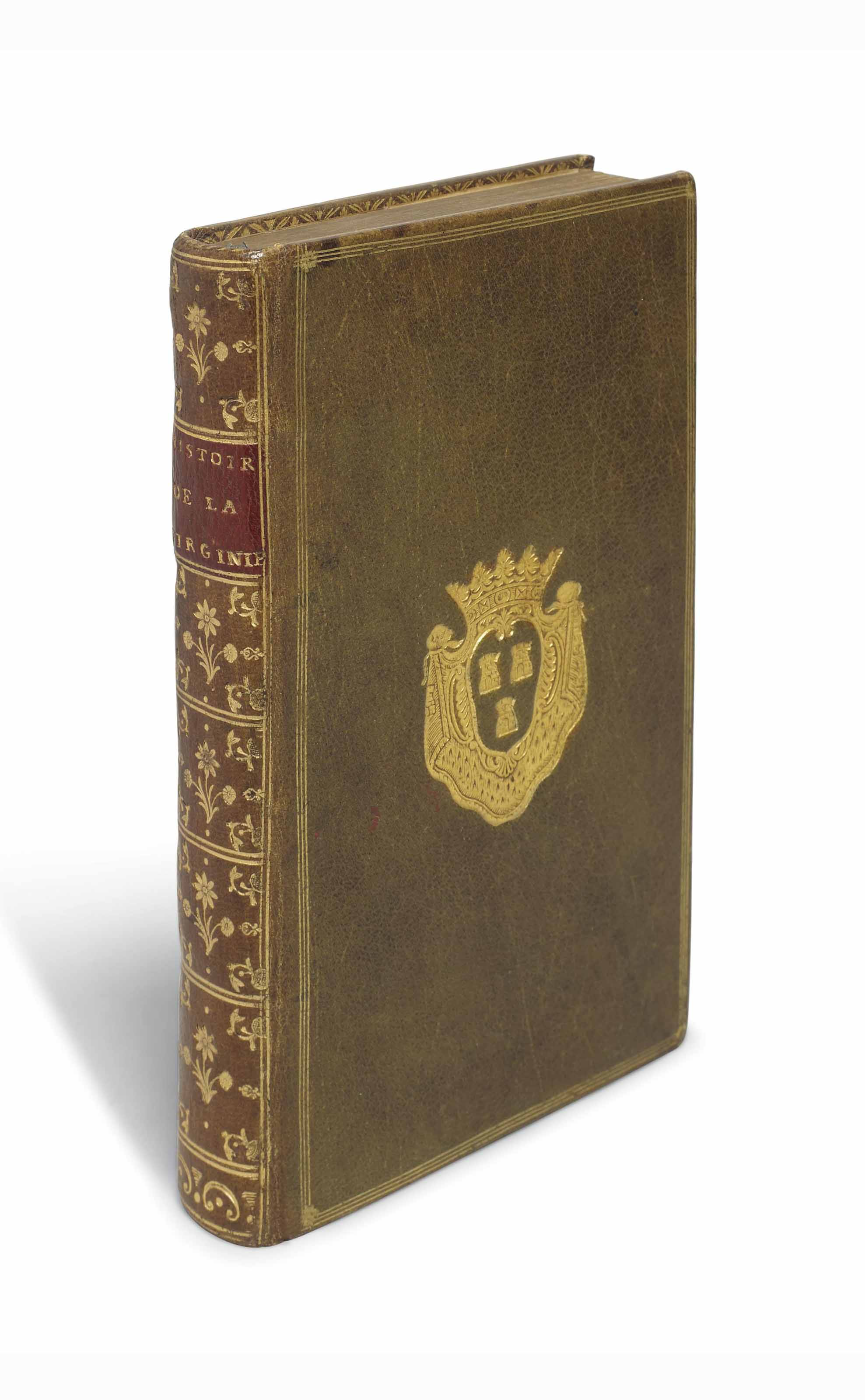 [Robert BEVERLEY (1667-1722)].