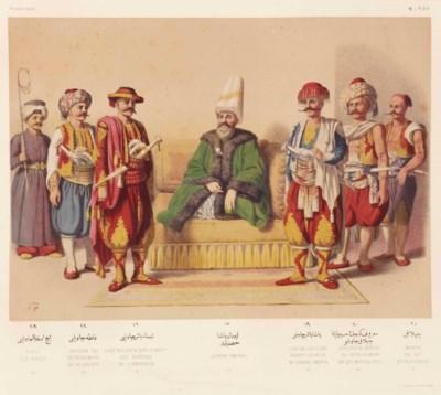 Mushir ARIF PASHA. Les Anciens