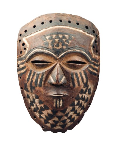 Masque Kuba-Bushongo Kuba-Bush