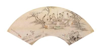 SU LIUPENG (CIRCA 1796-1862)