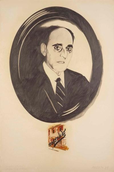EDUARDO ARROYO (NÉ EN 1937)