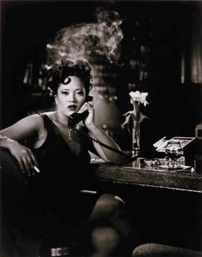 LORNA SIMPSON (NÉE EN 1960)