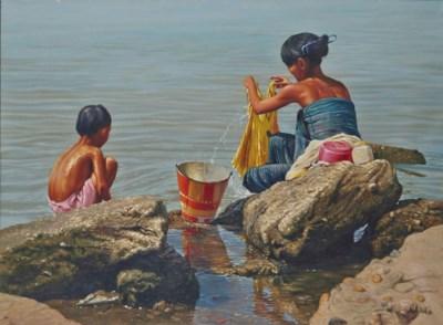 ZAW ZAW AUNG (NÉ EN 1971)