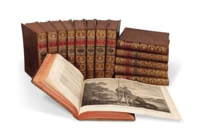 COOK, James (1728-1779). Relat