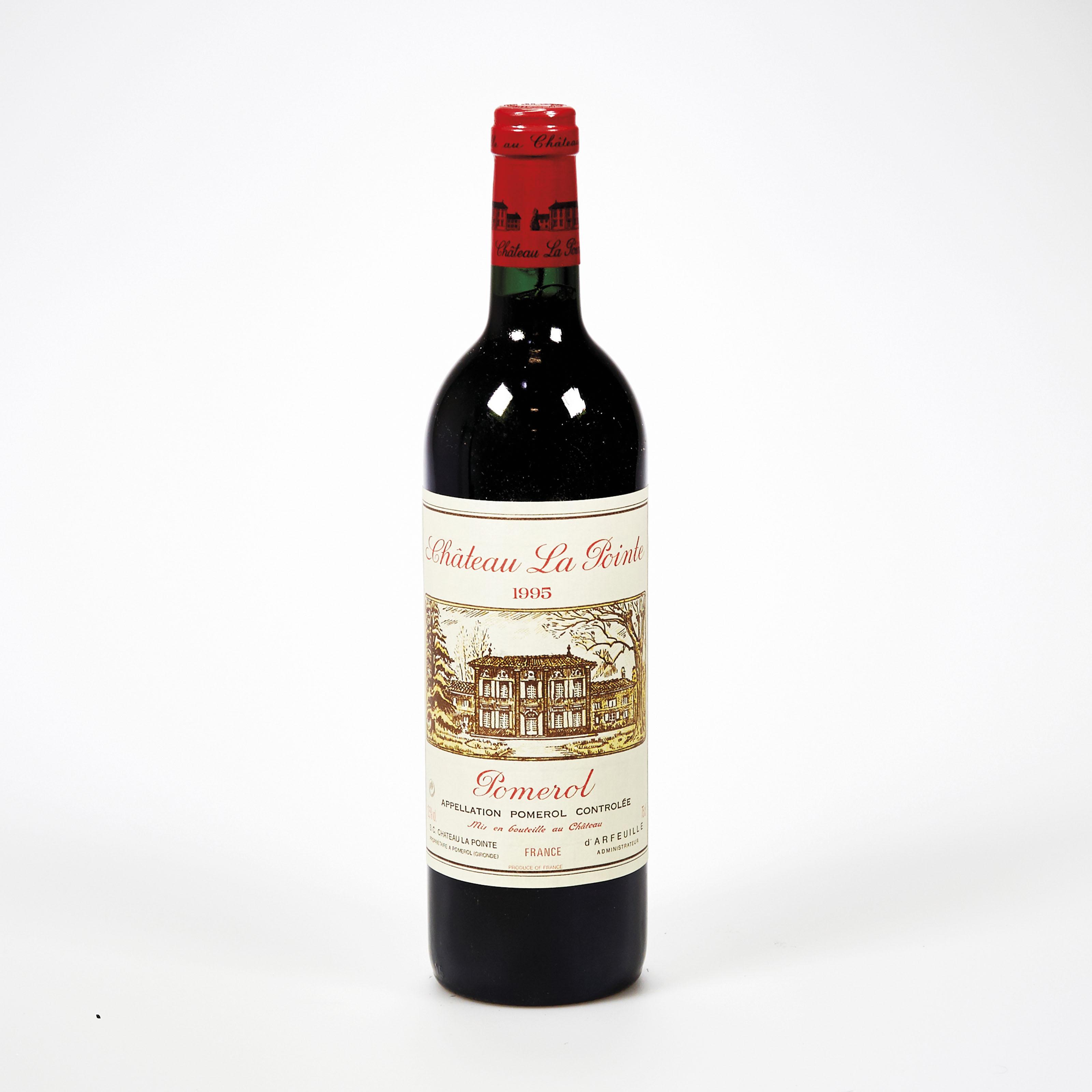 Château La Pointe--Millésime/Vintage 1995