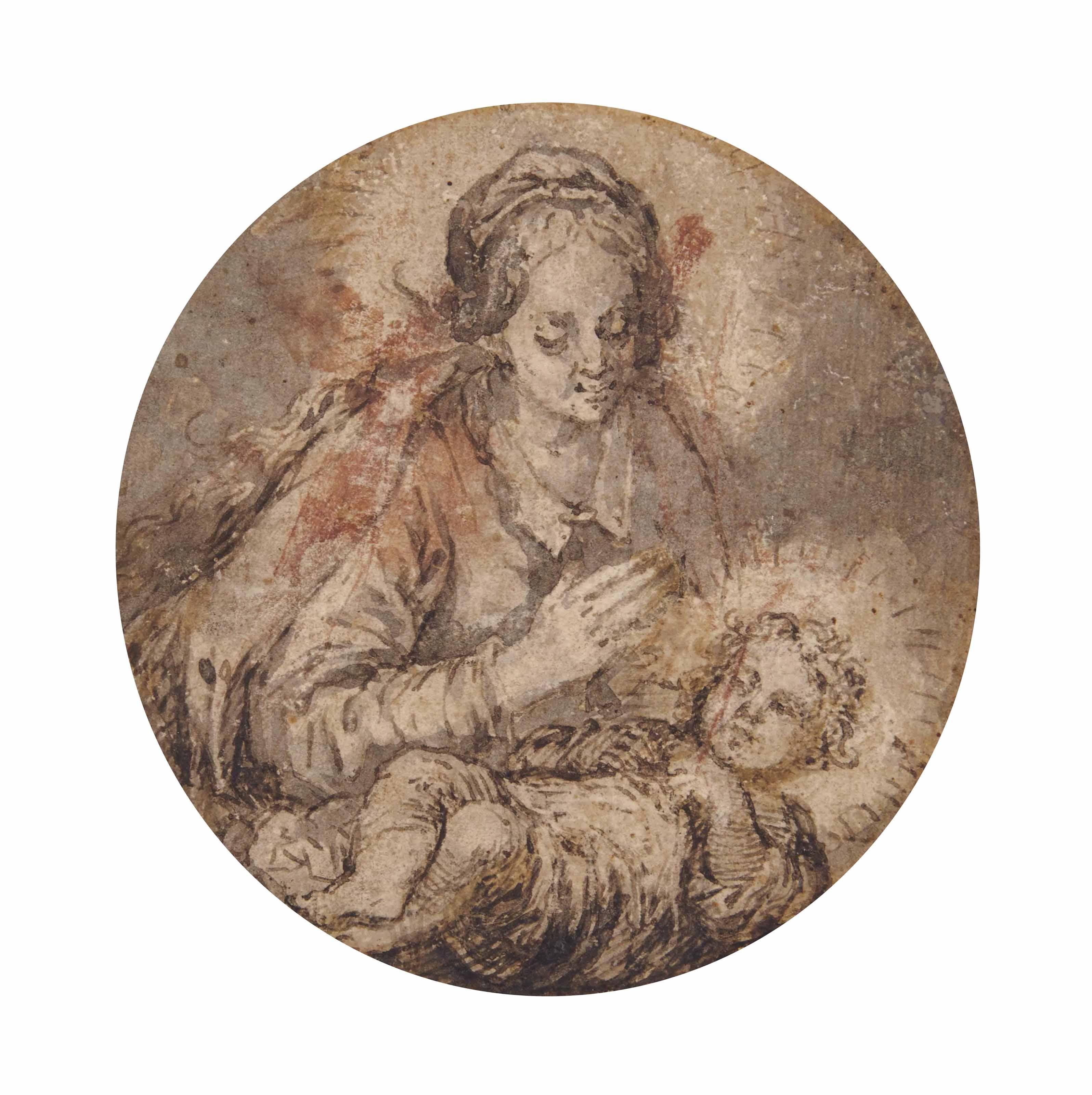 ENTOURAGE D'ABRAHAM BLOEMAERT (1564-1651)