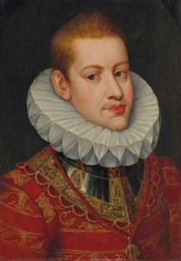 Portrait de l'archiduc Albert, frère de l'Empereur Rodolphe II
