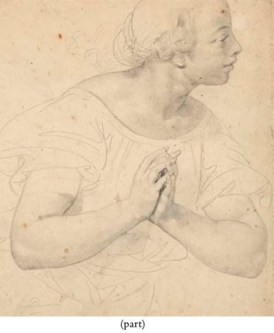 EUGENE DEVERIA (1805-1865)