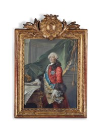 Portrait d'Abel-François Poisson de Vandières (1727-1781), Marquis de Marigny