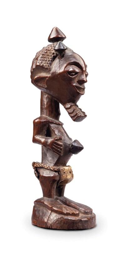 Statuette Songyé Songye figure