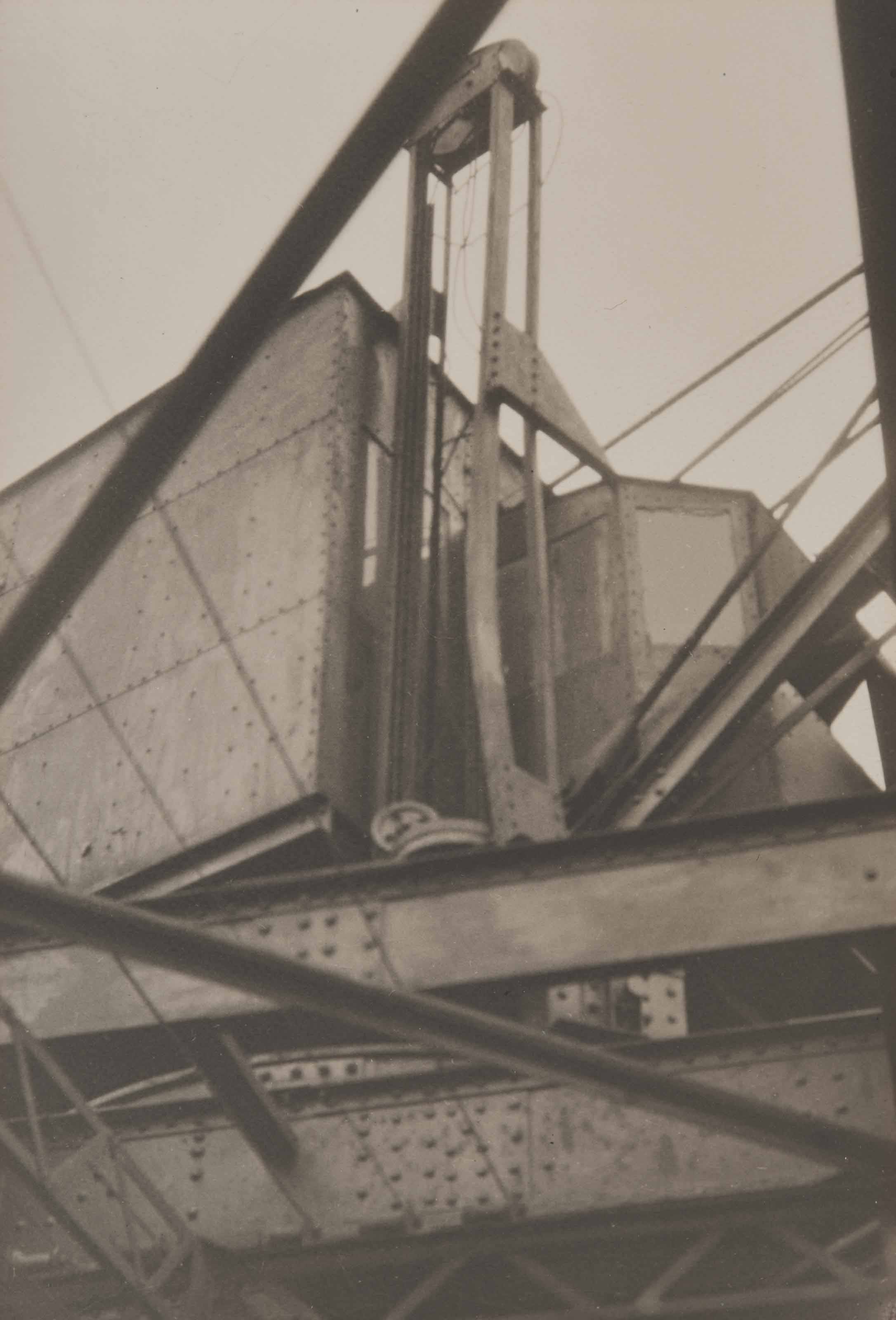 Sans titre (construction abstraite variant de Métal), vers 1925