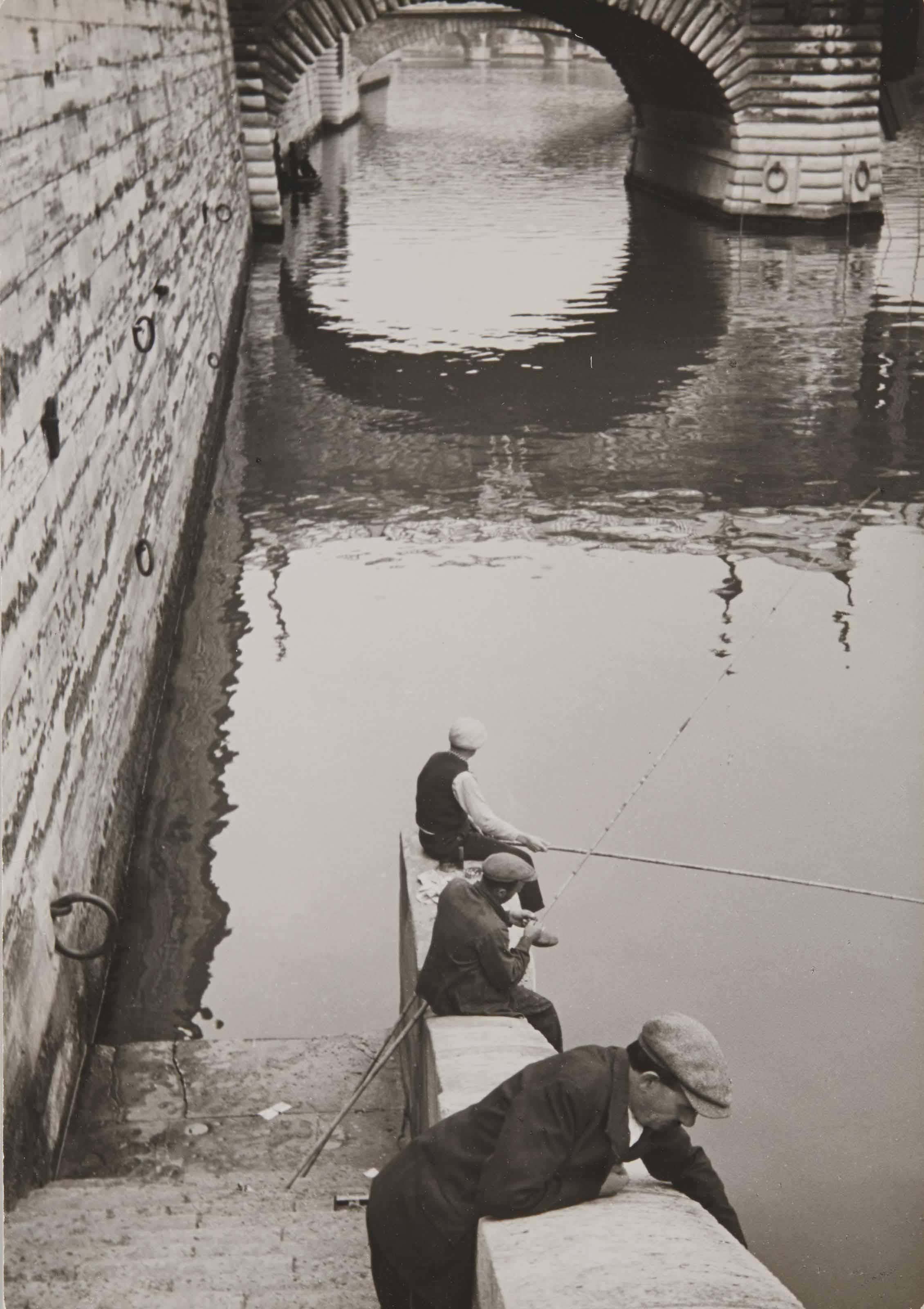 Pont Saint-Michel, 1929