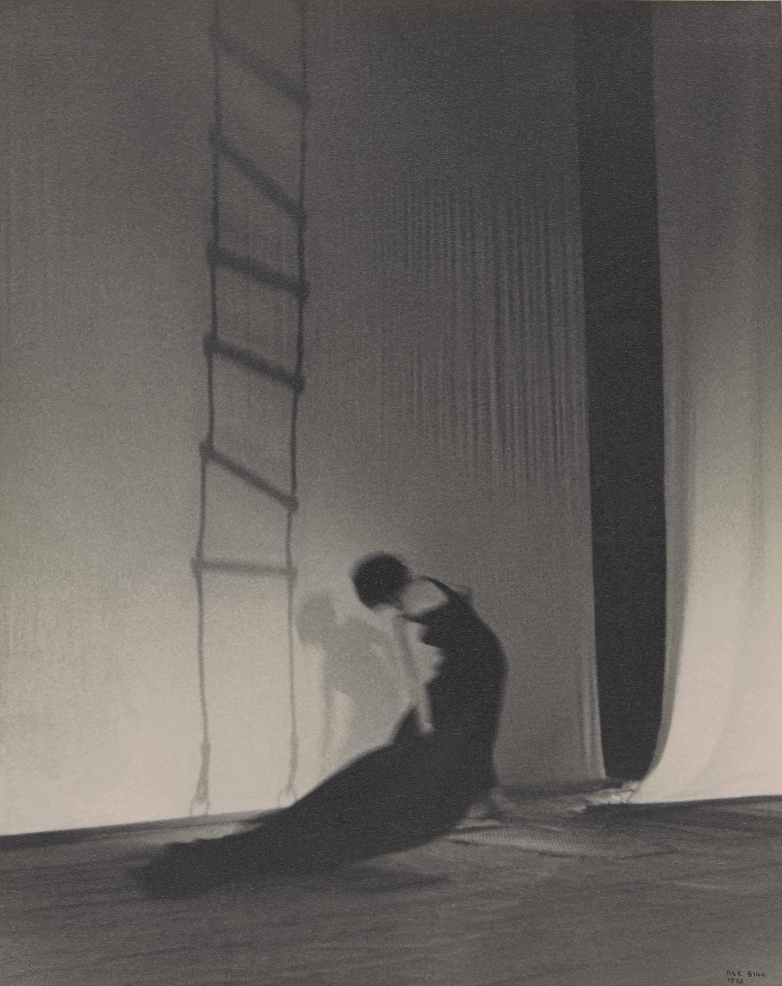 Le ballet russe, Paris, 1933