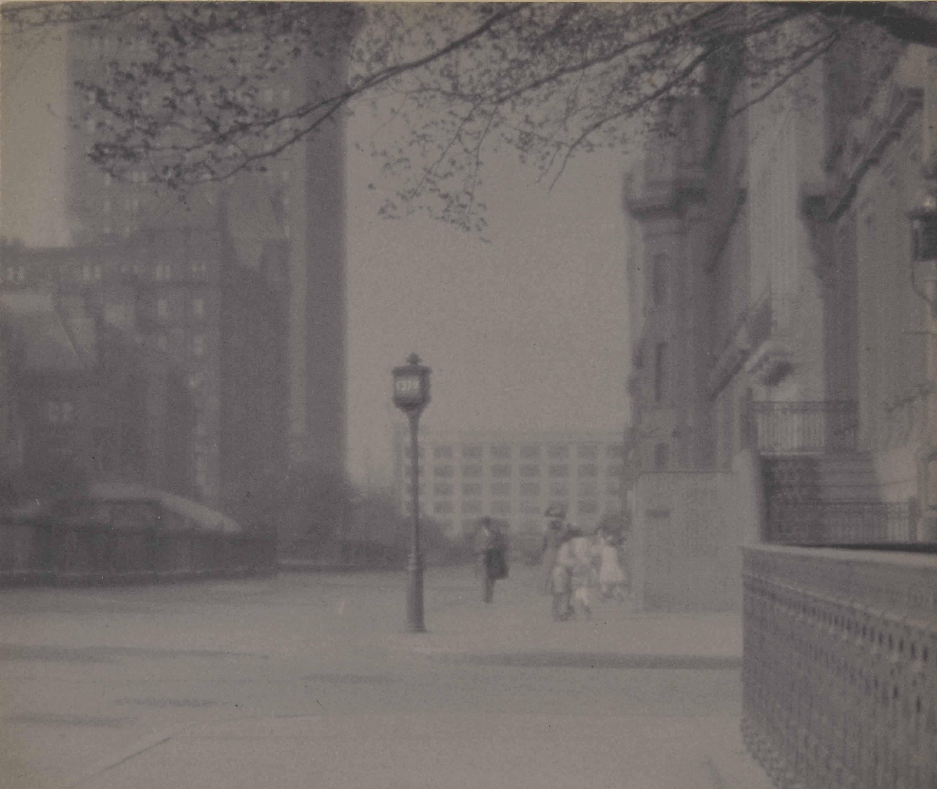 37th Street, New York, 1911