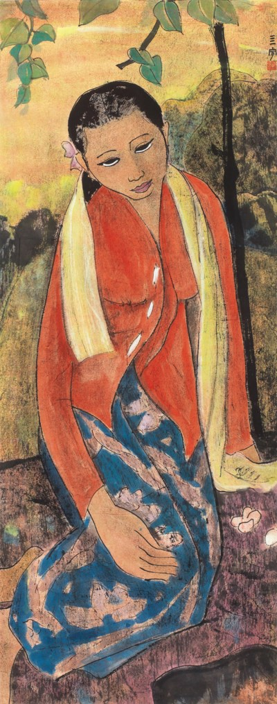 Soo Pieng Cheong (1917-1983)