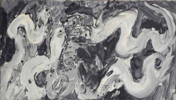 Walasse Ting (1929-2010)