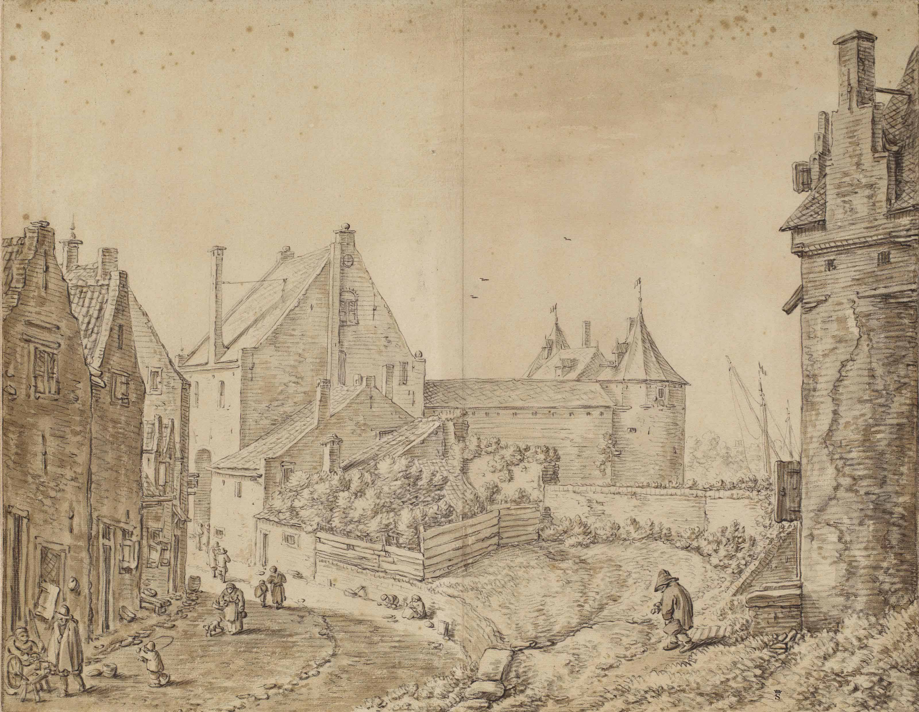 The Weerdpoort, Utrecht