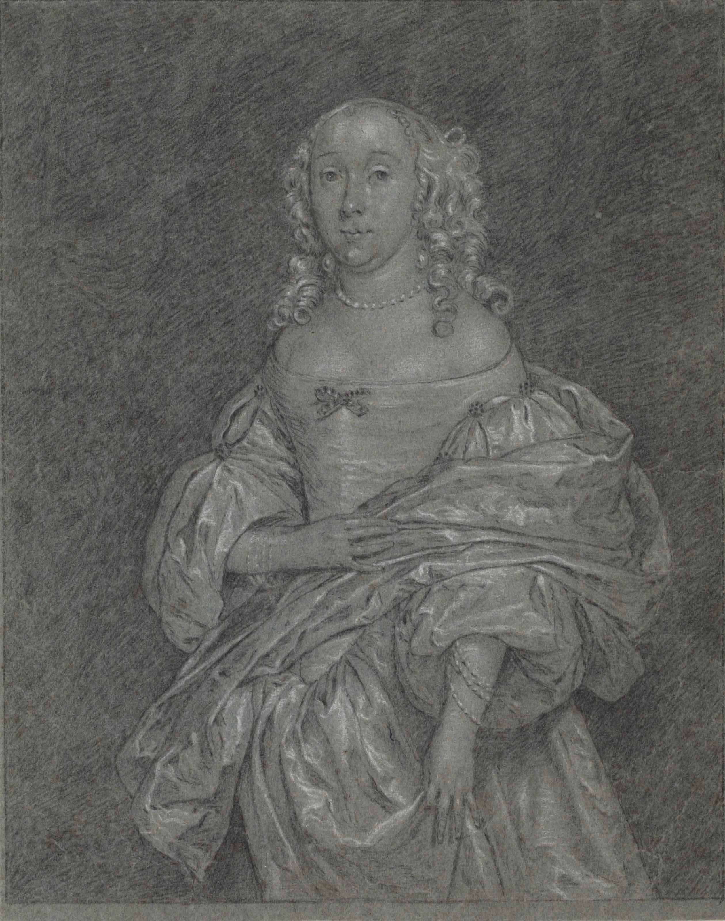 Portrait of Miss Schade