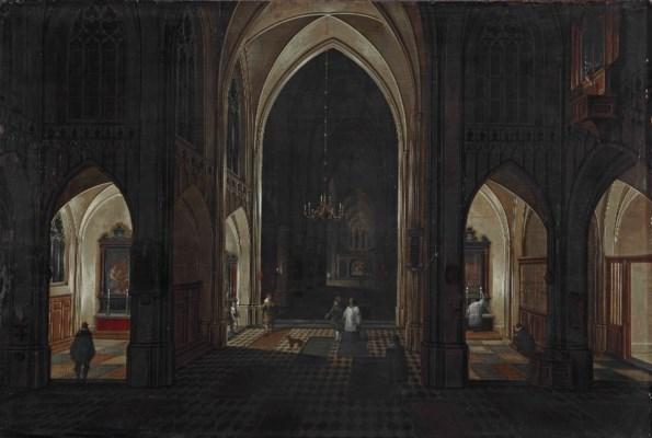 Pieter Neefs I (Antwerp 1568/8