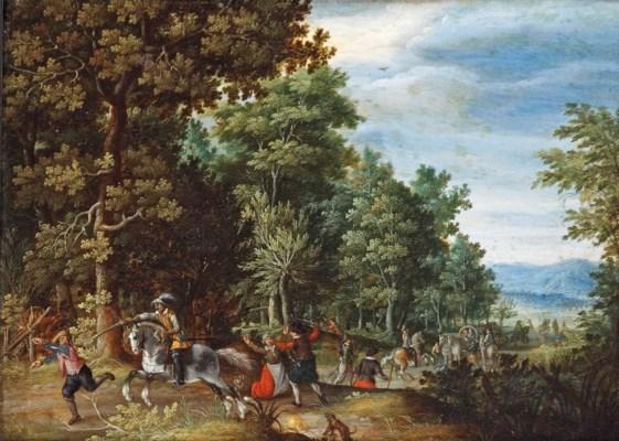 Christoffel van den Berghe (An