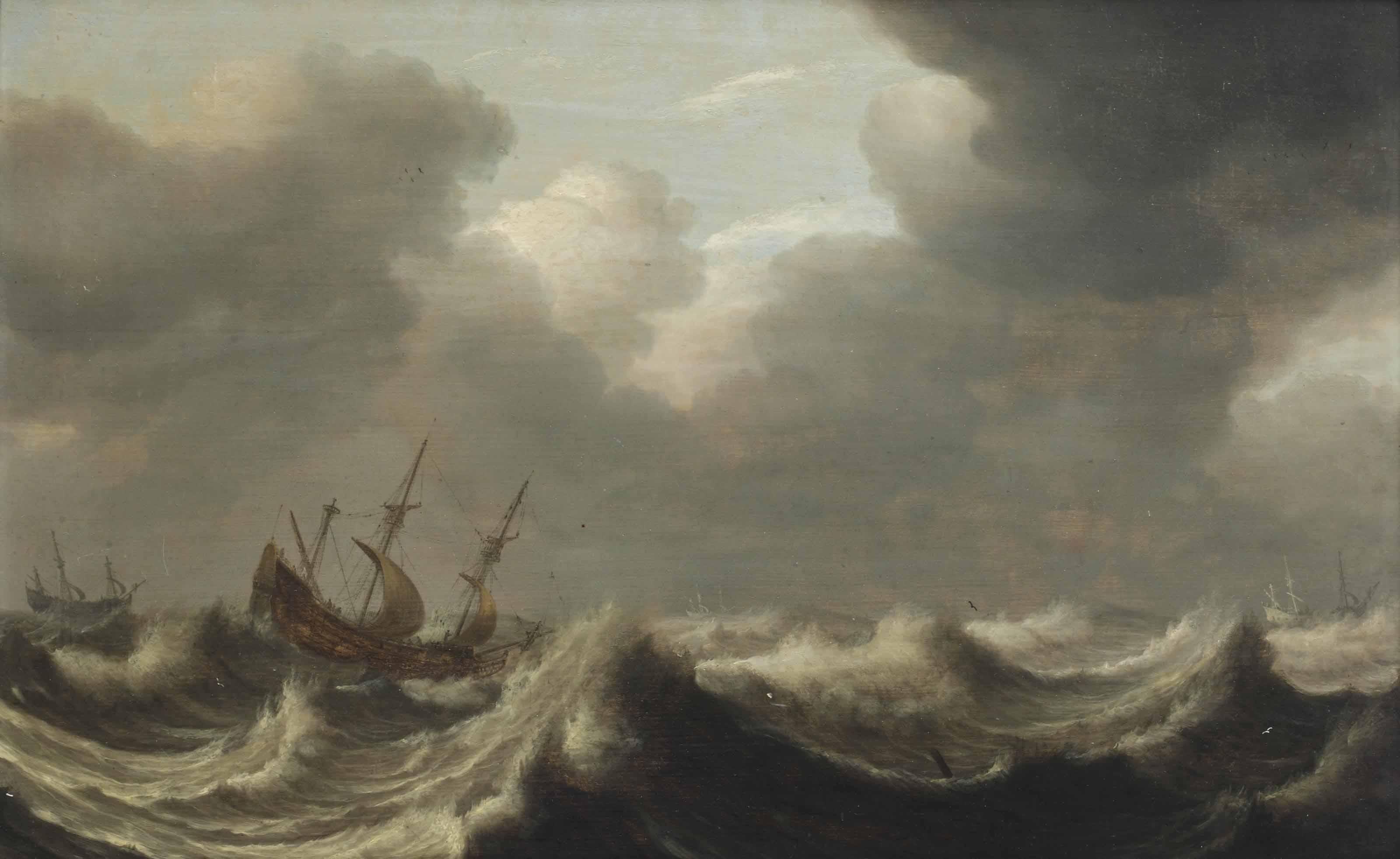 Pieter Mulier I (Haarlem 1600/