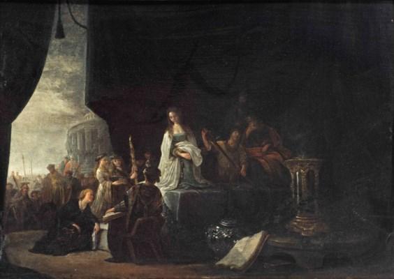 Jacob de Wet I (Haarlem 1600/2