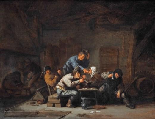 Adriaen van Ostade (Haarlem 16