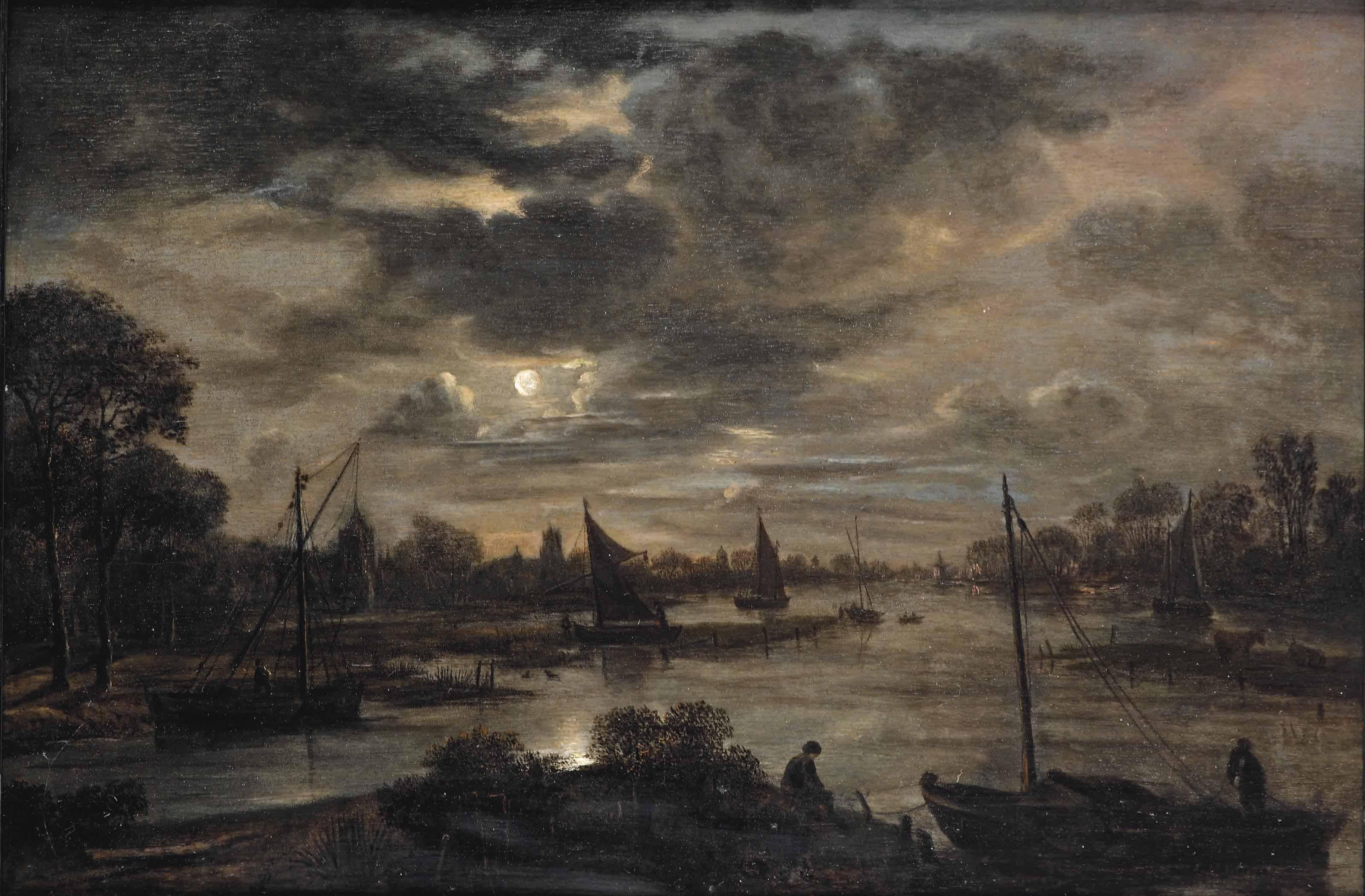 Aert van der Neer (Gorichem 16