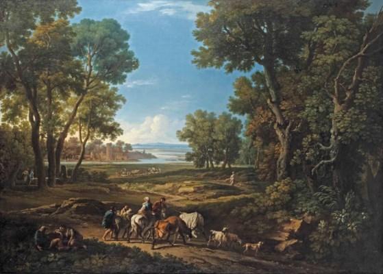 Andrea Locatelli (Rome 1693/95