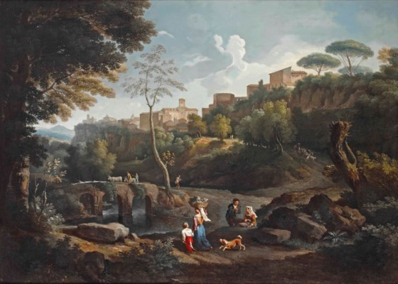 Andrea Locatelli (Rome 1693/95