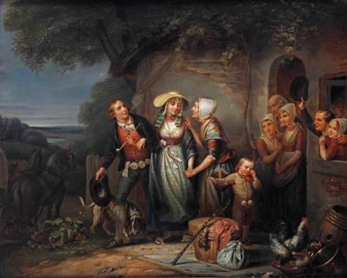 Adrianus Wulffaert (Goes 1804-