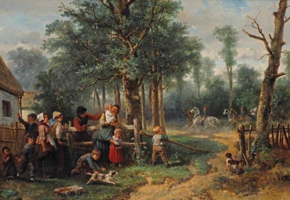 Mari ten Kate (The Hague 1831-