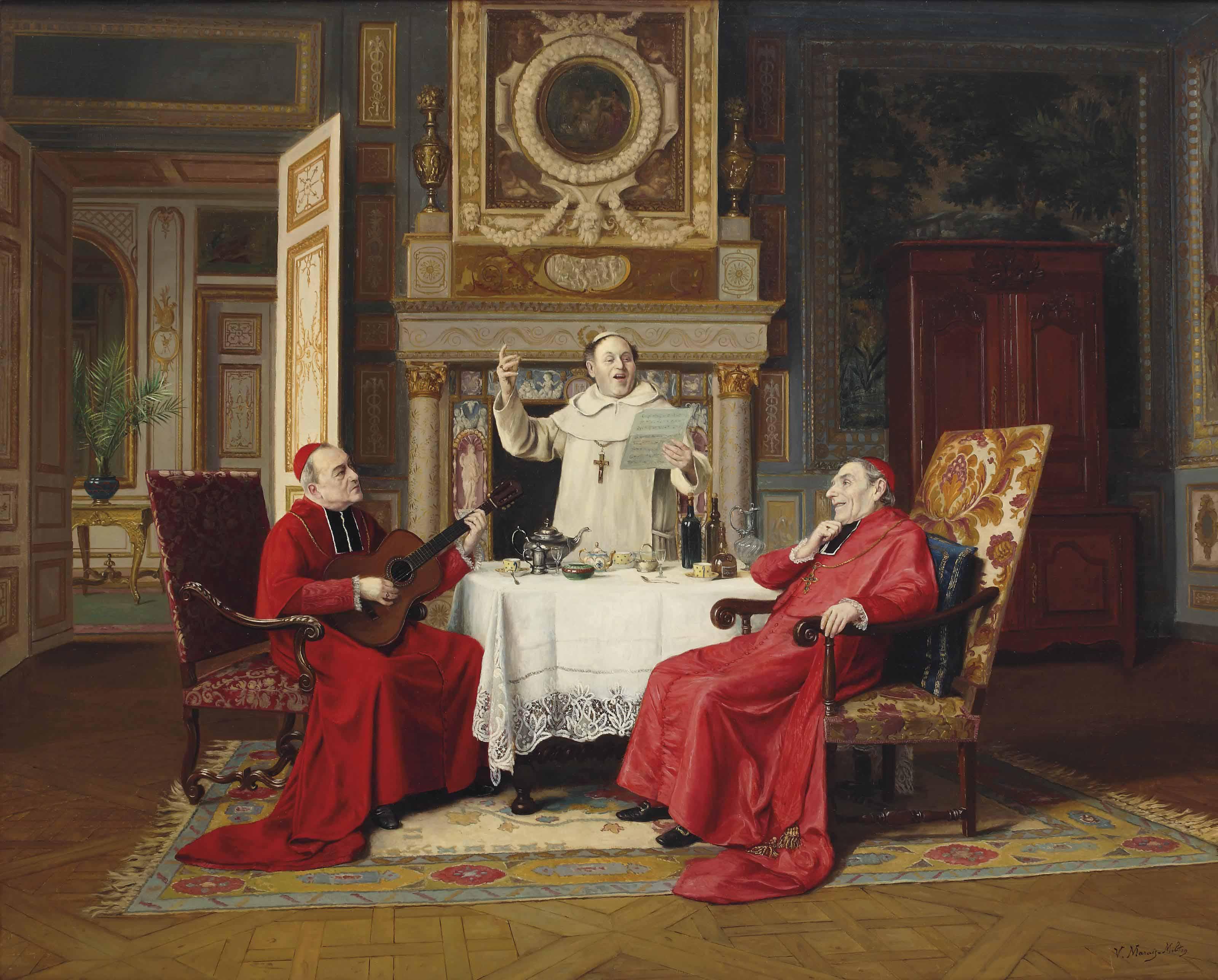 Musical cardinals