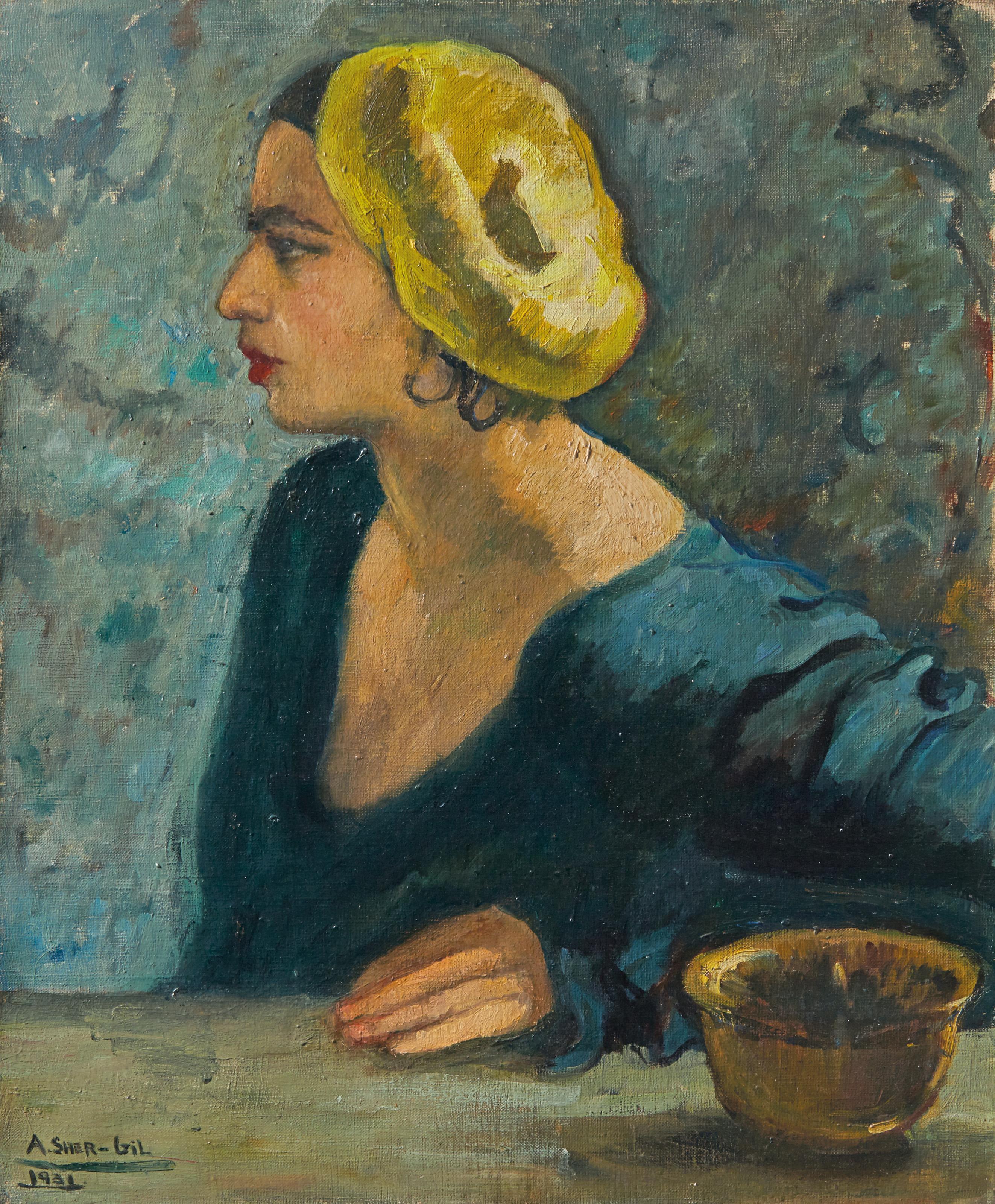 AMRITA SHER-GIL (1913-1941)