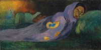 Le rêve, Moe Moea